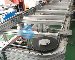 自动化流水线设备框架