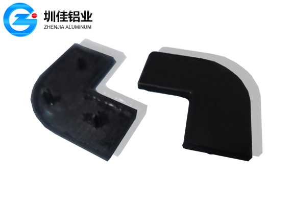 国标R胶盖铝材