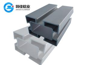 中心梅花孔铝材