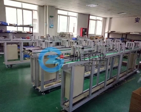 Automated assembly line equipment framework